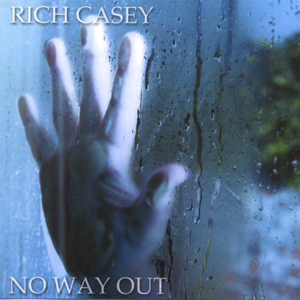 No Way Out by CASEY, RICH album cover
