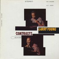 Larry Young Contrasts album cover