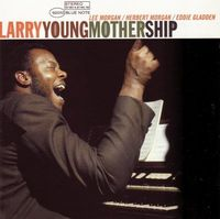 Mother Ship by YOUNG, LARRY album cover