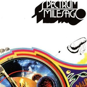 Spectrum - Milesago CD (album) cover