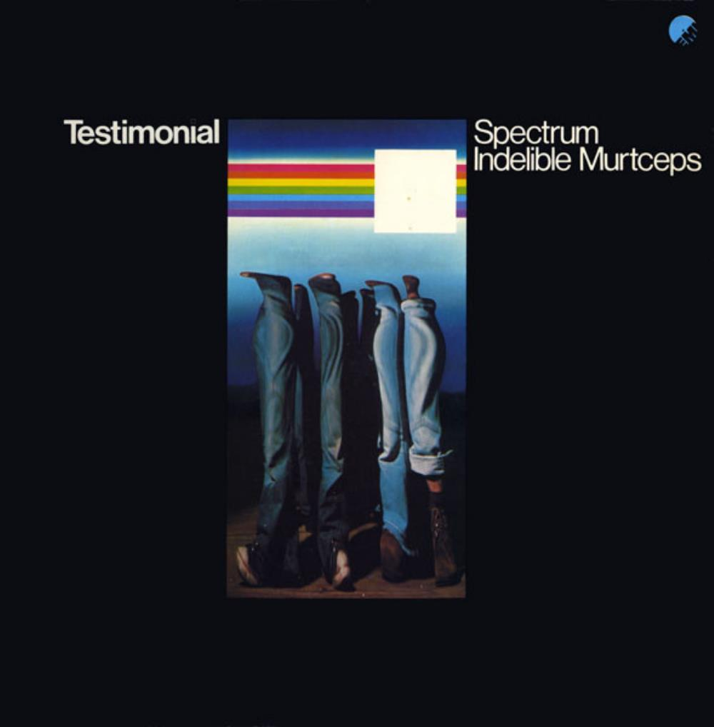 Testimonial by SPECTRUM album cover