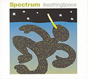 Spectrum - Breathing Space (EP) CD (album) cover
