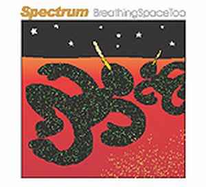 Spectrum - Breathing Space Too (EP) CD (album) cover