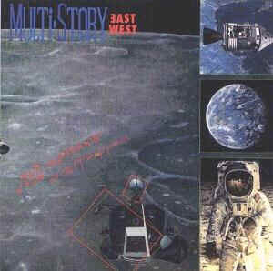 Multi-Story - East West CD (album) cover