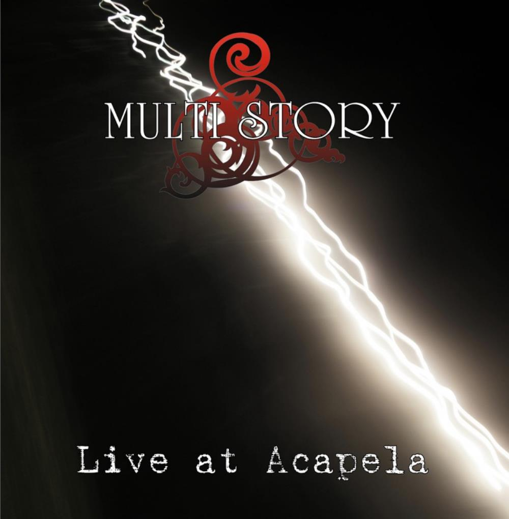 Live At Acapela by Multi-Story album rcover