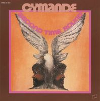 Cymande - Second Time Around CD (album) cover