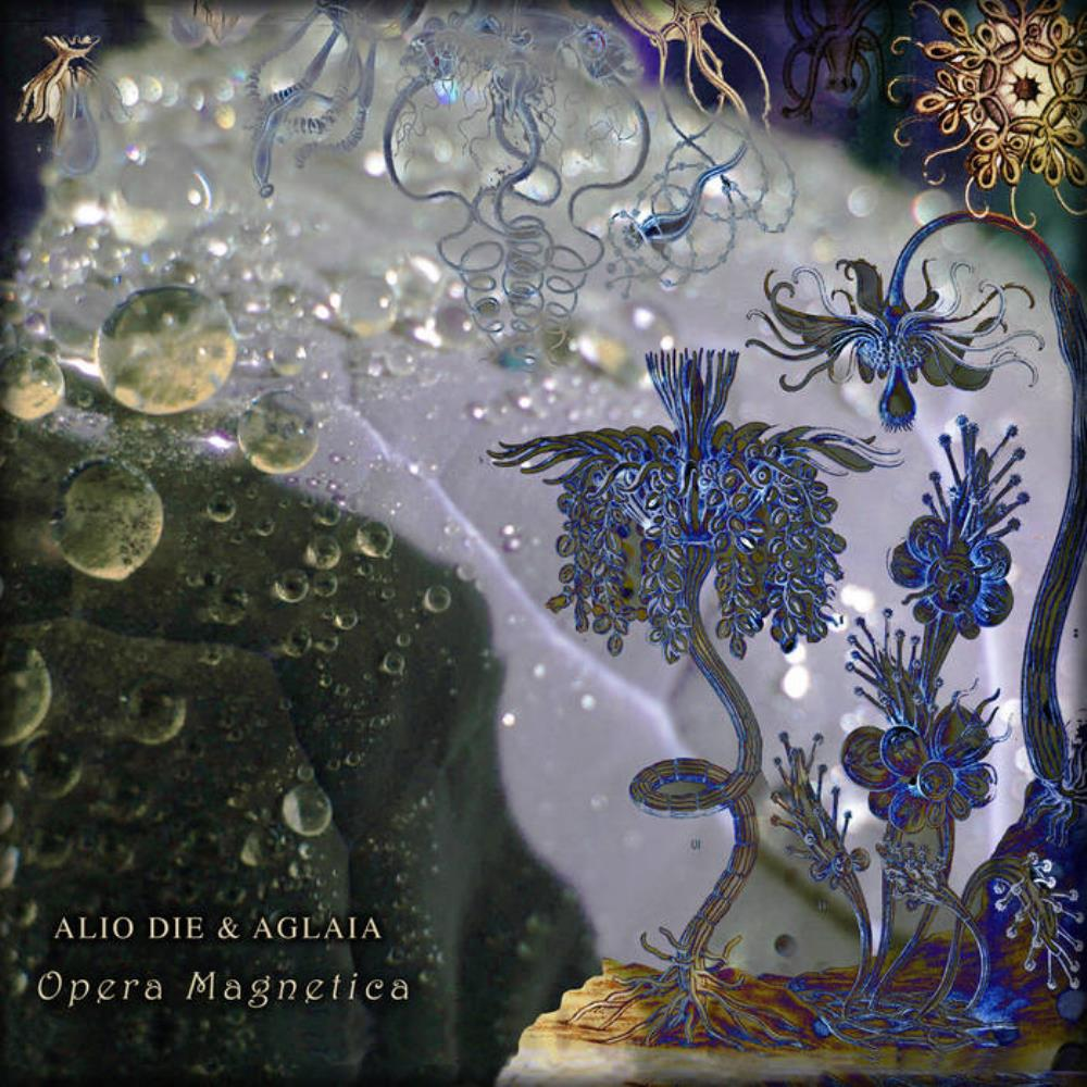 Opera Magnetica (with Aglaia) by ALIO DIE album cover