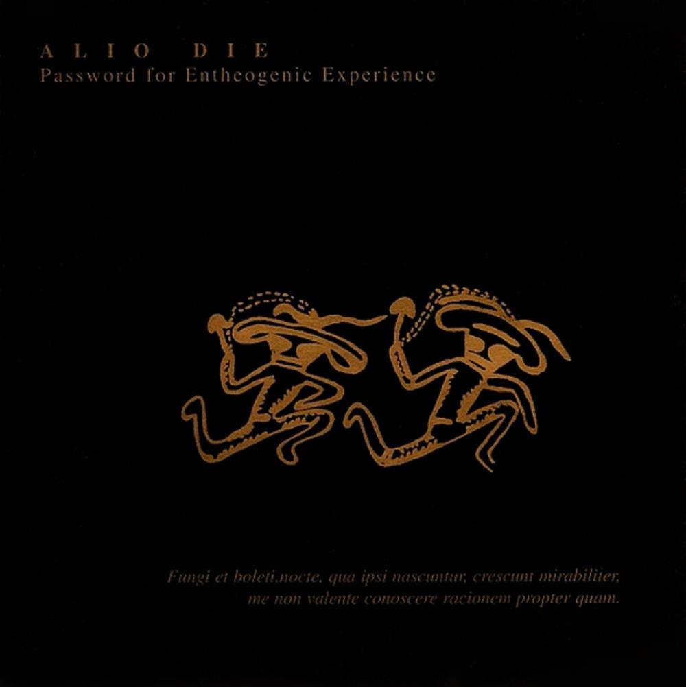 Alio Die Password For Entheogenic Experience album cover