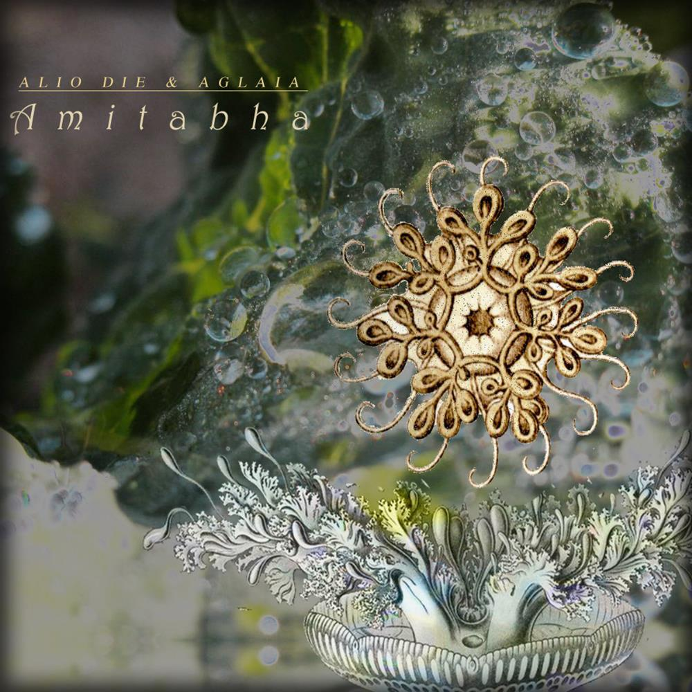 Amitabha by Alio Die & Aglaia by ALIO DIE album cover