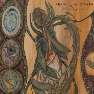 Elusive Metaphor by Alio Die & Parallel Worlds by ALIO DIE album cover