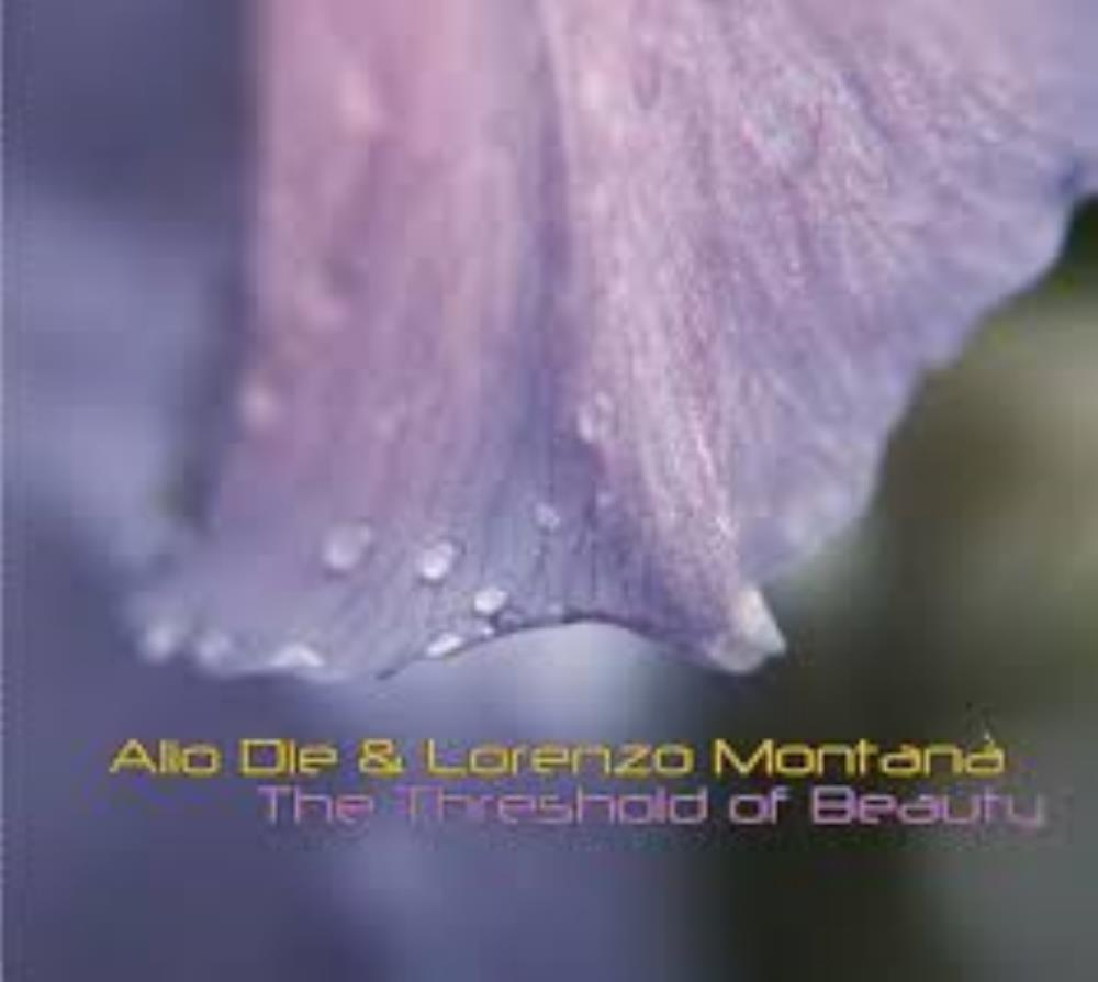 The Threshold of Beauty (Alio Die & Lorenzo Montana) by ALIO DIE album cover