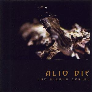 Alio Die - The Hidden Spring CD (album) cover