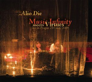 Alio Die Music Infinity meets Virtues (Live in Prague 23th May 2009) album cover