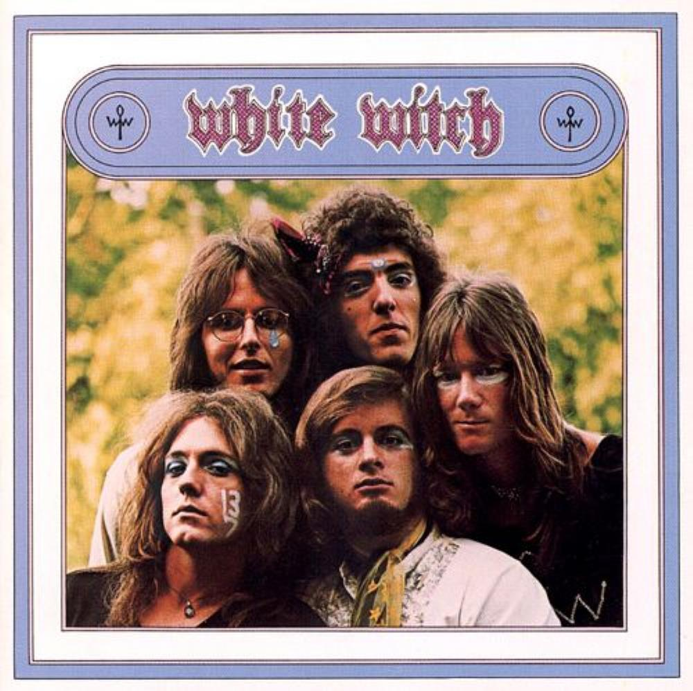 White Witch by WHITE WITCH album cover