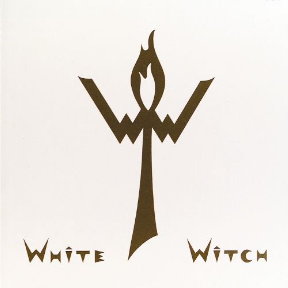 A Spiritual Greeting by WHITE WITCH album cover