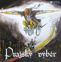 Prazský Výběr [aka Straka v hrsti] by PRAZSKY VYBER album cover