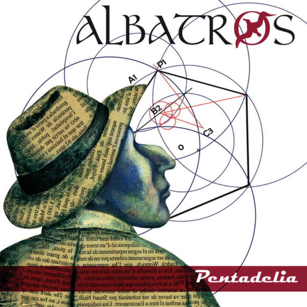 Albatros - Pentadelia CD (album) cover