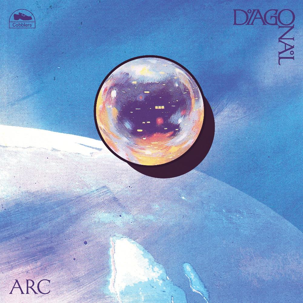 Arc by DIAGONAL album cover