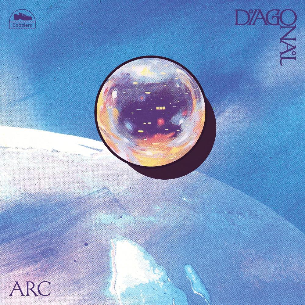 Arc by DIAGONAL album cover