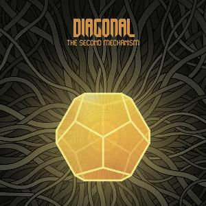 Diagonal The Second Mechanism album cover
