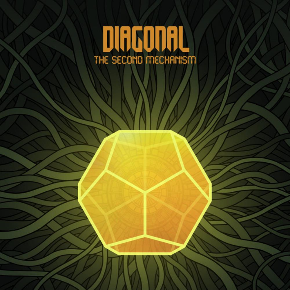 The Second Mechanism by DIAGONAL album cover
