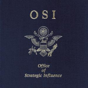 OSI - Office of Strategic Influence  (Limited Edition) CD (album) cover