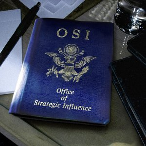 OSI - Office Of Strategic Influence CD (album) cover