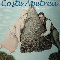 Coste Apetrea Surprisingly heavy album cover