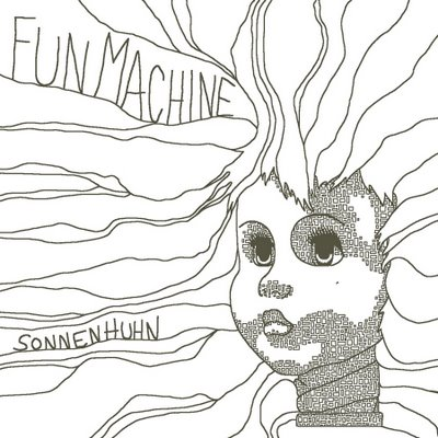 Fun Machine Sonnenhuhn album cover