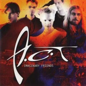 Imaginary Friends by A.C.T album cover