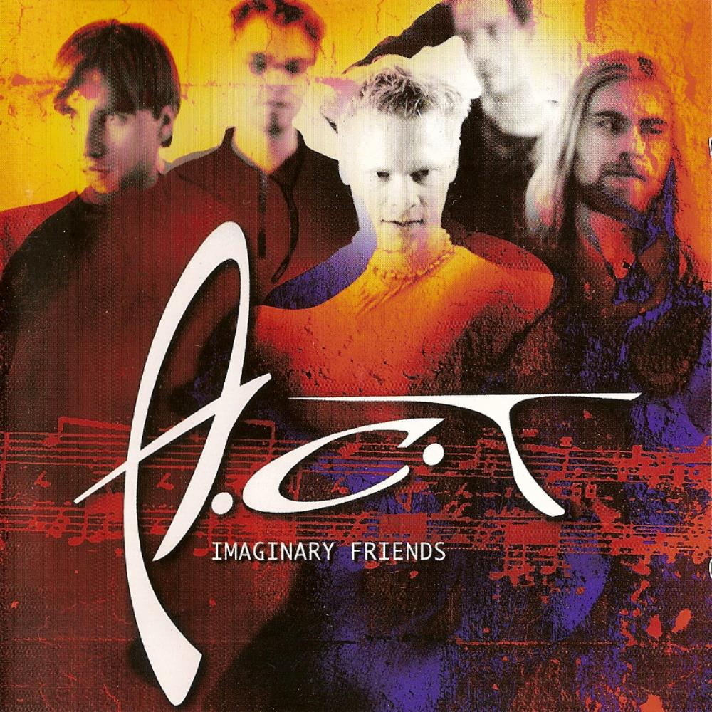 A.C.T - Imaginary Friends CD (album) cover
