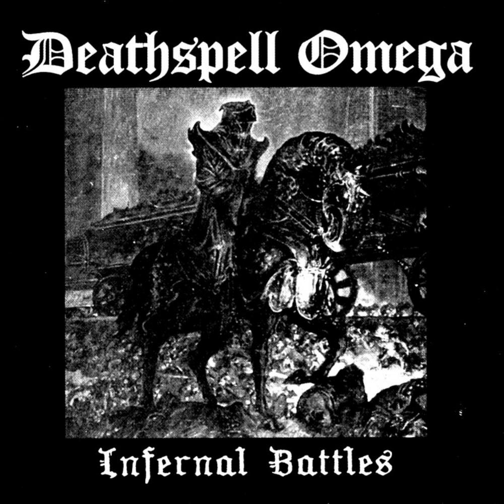 Infernal Battles by DEATHSPELL OMEGA album cover