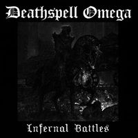 Deathspell Omega - Infernal Battles CD (album) cover