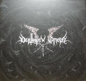 Deathspell Omega - Untitled Vinyl Box CD (album) cover