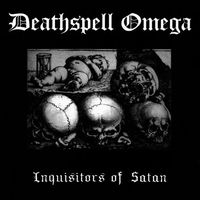 Deathspell Omega - Inquisitors of Satan CD (album) cover
