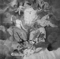 Deathspell Omega - Crushing the Holy Trinity (Father)  CD (album) cover