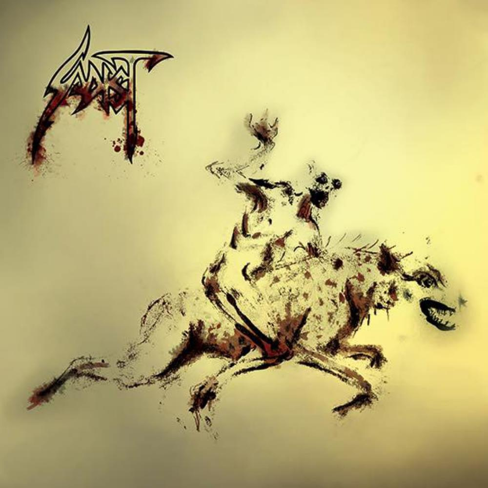 Hyaena by SADIST album cover