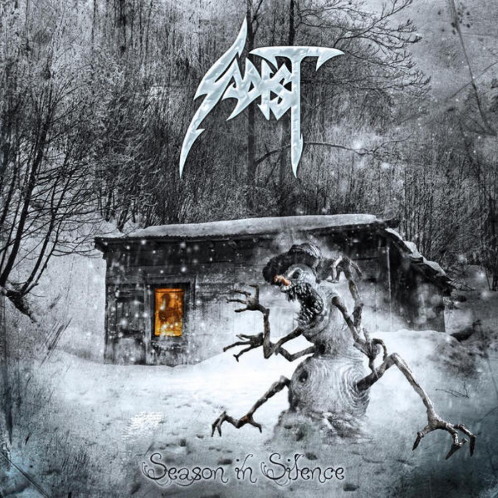 Season In Silence by SADIST album cover
