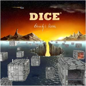 Eternity's Ocean by DICE album cover