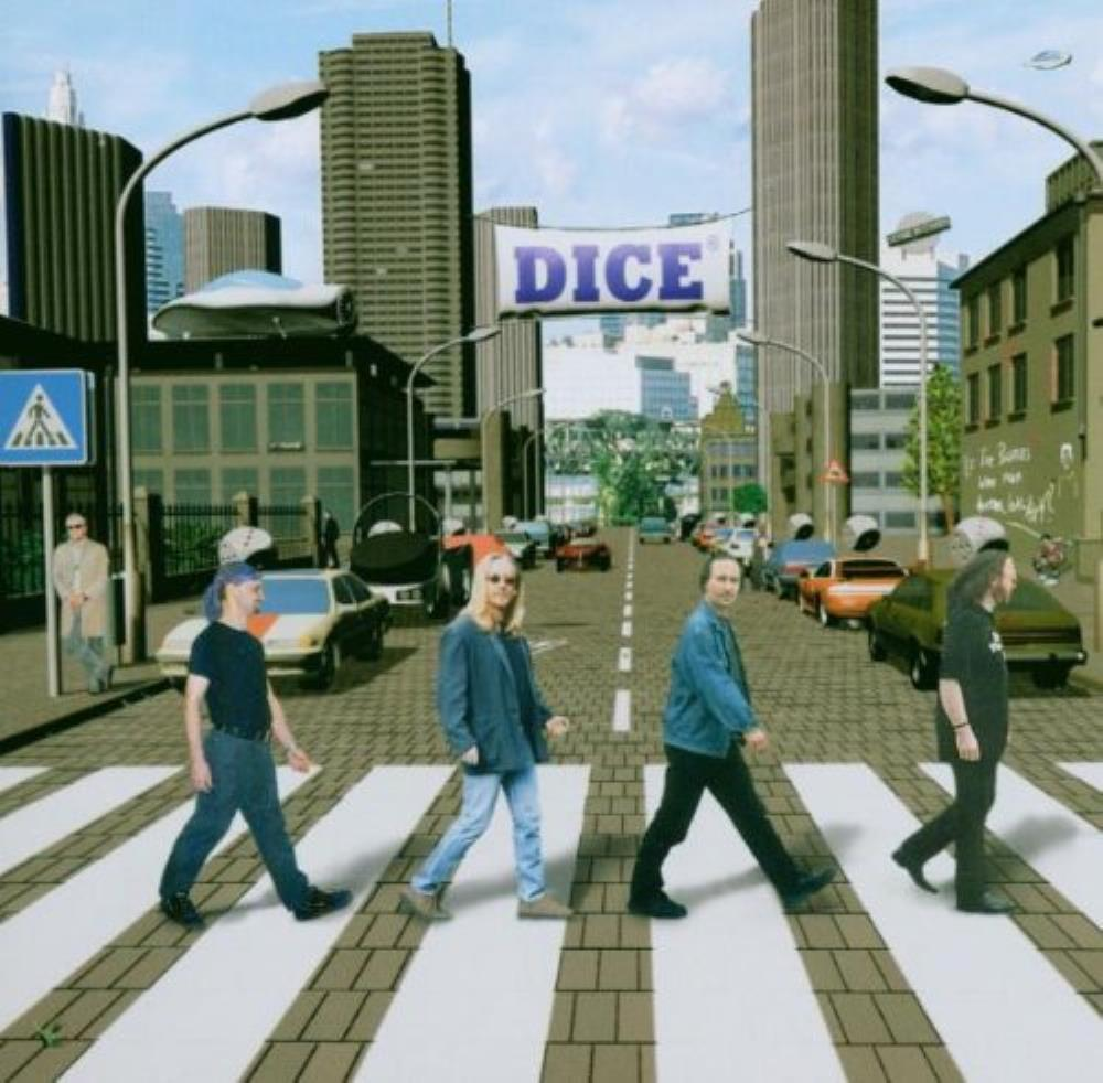 Dice If The Beatles Were From Another Galaxy album cover