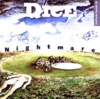 Nightmare by DICE album cover