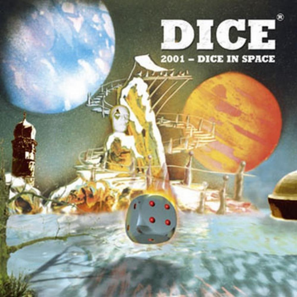 Dice 2001 - Dice In Space album cover