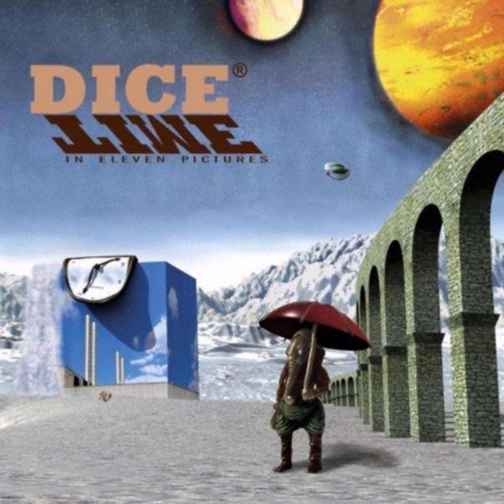 Dice - Time in Eleven Pictures CD (album) cover