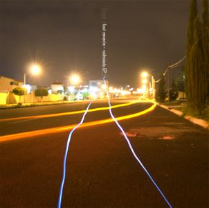 Railroads by LOST REVERIE album cover