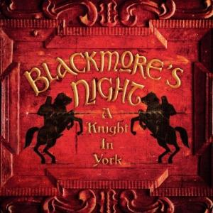 Blackmore's Night A Knight In York album cover