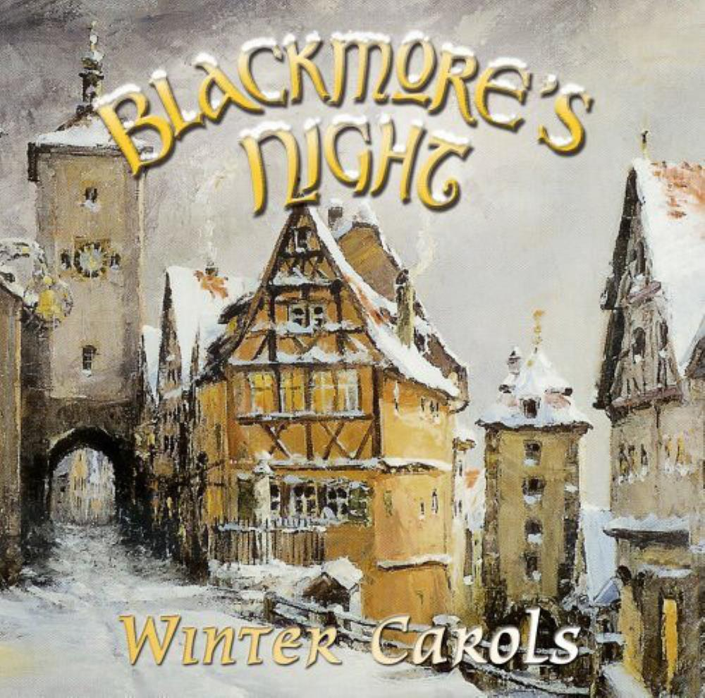 Blackmore's Night - Winter Carols CD (album) cover