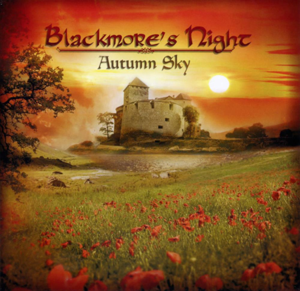 Autumn Sky by BLACKMORE'S NIGHT album cover