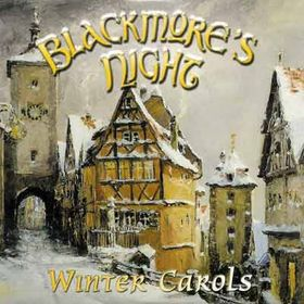 Blackmore's Night Winter Carols album cover