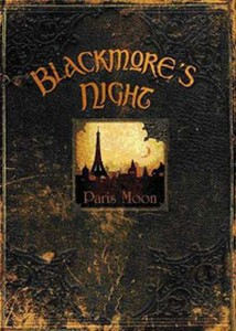 Blackmore's Night - Paris Moon (DVD) CD (album) cover