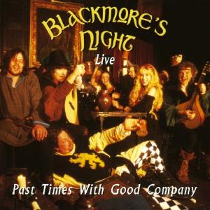 Blackmore's Night - Past Times With Good Company  CD (album) cover